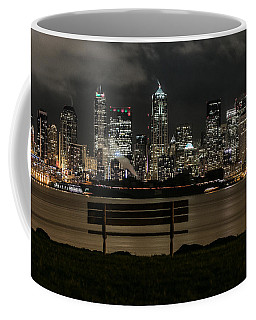 On The Water's Edge Coffee Mug