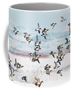 On The Wing Coffee Mug