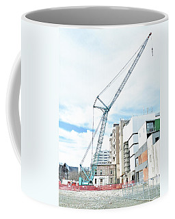 On Tiptoes Coffee Mug