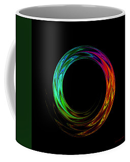 Once Around Coffee Mug