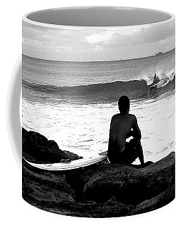 Once By The Ocean... Coffee Mug