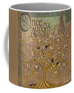 Once Upon A Golden Garden By Jrr Coffee Mug