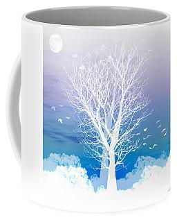 Once Upon A Moon Lit Night... Coffee Mug