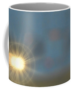 Coffee Mug featuring the photograph Oncoming Traffic by Wendy J St Christopher