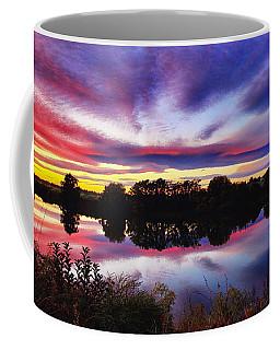 One Autumn Evening Coffee Mug