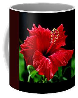 One Day Flower Coffee Mug by Marija Djedovic