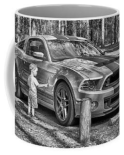 Coffee Mug featuring the photograph One Day by Howard Salmon