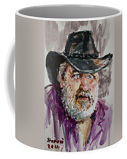 One Eyed Cowboy  Coffee Mug