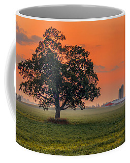 One Fine Morning Coffee Mug