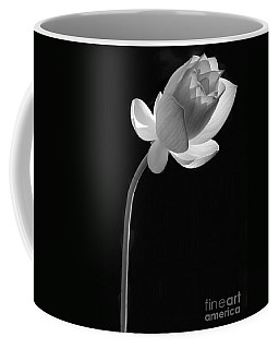 One Lotus Bud Coffee Mug