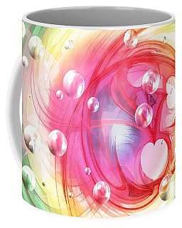 One Love... One Heart... One Life Coffee Mug