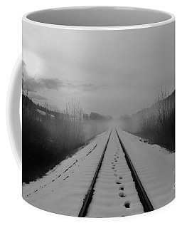 One Man's Journey Coffee Mug