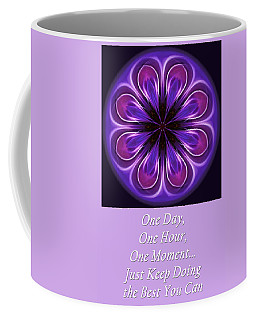 Coffee Mug featuring the photograph One Moment At A Time by Beth Sawickie