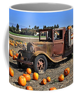 One More Pumpkin Coffee Mug