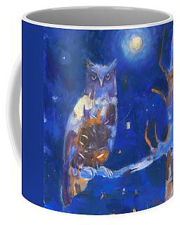 One Night In Taos Coffee Mug