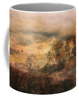 One October Day Coffee Mug