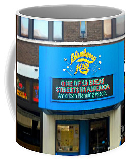 One Of Ten Great Streets In America Coffee Mug