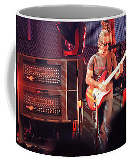Coffee Mug featuring the photograph One Of The Greatest Guitar Player Ever by Aaron Martens