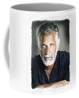 One Of The Most Interesting Man In The World Coffee Mug