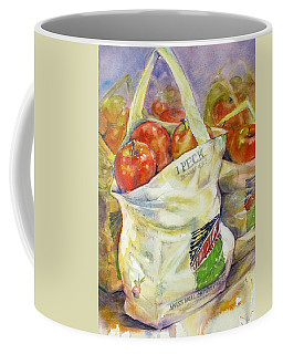 One Peck Coffee Mug