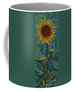 One Sunflower - Sold Coffee Mug