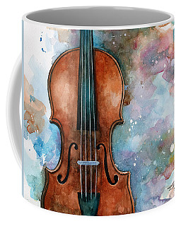 One Voice In The Cosmic Fugue Coffee Mug