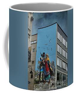 One Wall One Artist Coffee Mug