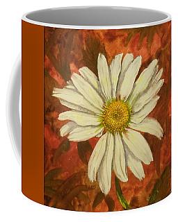One Yorktown Daisy Coffee Mug