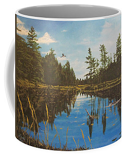O'neal Lake Coffee Mug by Wendy Shoults