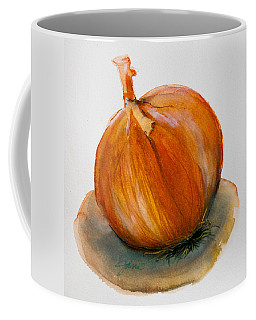 Onion Study Coffee Mug