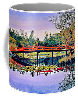 Coffee Mug featuring the photograph Only In Dreams by Wallaroo Images