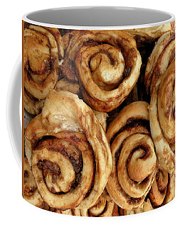 Ooey Gooey Cinnamon Buns Coffee Mug