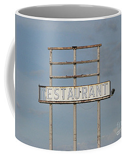 Coffee Mug featuring the photograph Open 24 Hours by Michael Krek