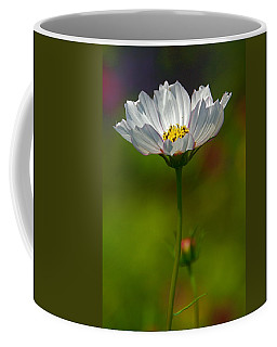 Coffee Mug featuring the photograph Open For All by Byron Varvarigos