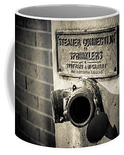 Open Sprinkler Coffee Mug by Melinda Ledsome