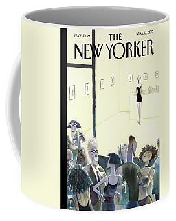 Opening Night Coffee Mug