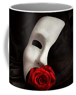 Opera - Mystery And The Opera Coffee Mug by Mike Savad