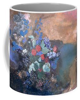 Ophelia Among The Flowers Coffee Mug