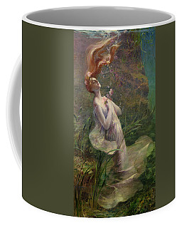 Ophelia Drowning Coffee Mug