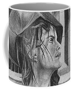 Ophelia Coffee Mug by Yvonne Wright