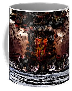 Oppenheimer's Legacy Coffee Mug