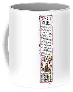 Opp'y Of A Lifetime Coffee Mug