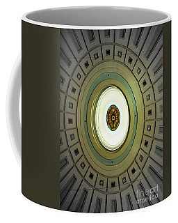 Optical Illusion  Coffee Mug by Kevin Fortier