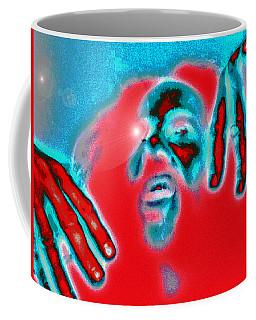 Orange And Blue Figure 2013 Coffee Mug