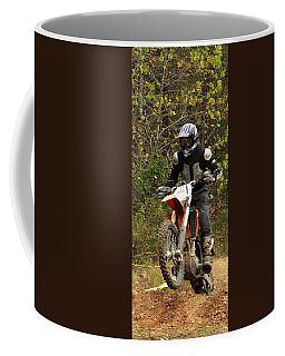 Orange And Up Coffee Mug