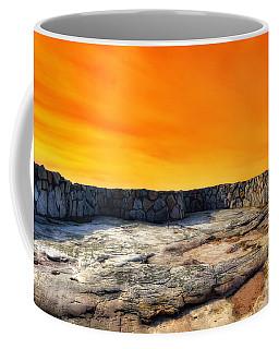 Orange Blaze Coffee Mug