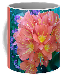 Orange Bouquet Coffee Mug