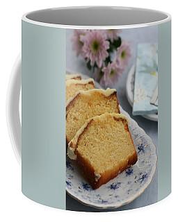 Orange Cake Coffee Mug