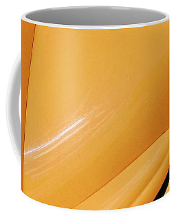 Orange Car Coffee Mug
