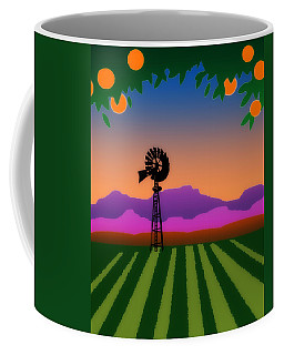 Orange County Coffee Mug